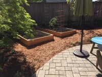 Back yard makeover after 200x150 Food Growing, Organic Landcare, Home Construction, & Custom Landscapes