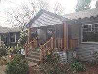 Front porch Inspiring learning landscape remodel 200x150 Food Growing, Organic Landcare, Home Construction, & Custom Landscapes