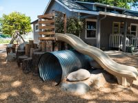 Inspiring learning landscape Play Structure 200x150 Food Growing, Organic Landcare, Home Construction, & Custom Landscapes
