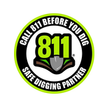 Call 811 Before You Dig logo About Us